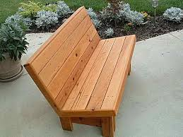 Plans To Make A Park Bench by Wooden Park Bench Plans Free Online Woodworking Plans