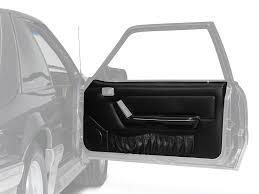 95 Mustang Interior Parts Mustang Door Panels U0026 Arm Rests Americanmuscle