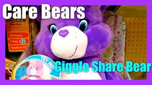 care bears hug giggle share bear giggle tickle