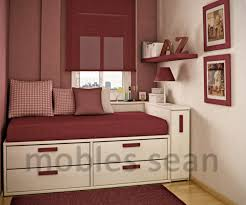 little home decor modern apartment design with red interior eas from studio