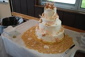 wedding cakes wi wedding cakes sea shells cake guru oshkosh wi tamara s the