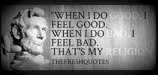 when i do i feel when i do bad quotes sayings