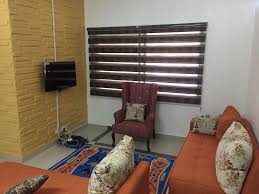 Living Room Wallpaper In Nigeria Condo Hotel Real Habitats Platinum 4 Lagos Nigeria Booking Com