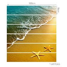 aliexpress com buy free shipping 3d stairway stickers seaside