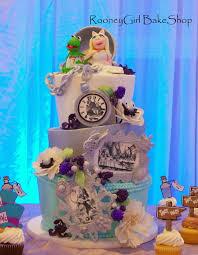 muppets in winter wonderland wedding cake cakecentral com
