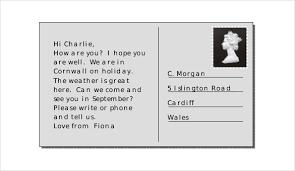 holiday postcard template u2013 17 pdf psd format download free