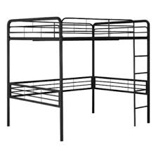 queen loft bed wayfair