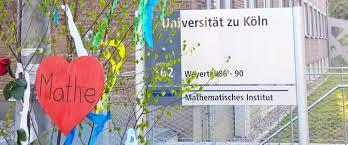 design studium k ln mathematical institute