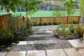 garden designs terrific gravel garden design erin lau design