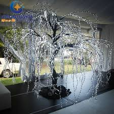 lighted tree branches 2015 outdoor artificial white lighted branch tree for hotel buy