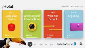 rosetta stone yearly subscription all about rosetta stone mobile apps rosetta stone support