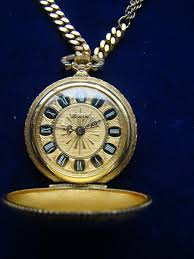 ladies necklace watch images Other antiques collectables old lucerne ladies necklace pocket JPG