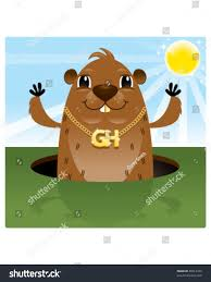 groundhog day stock vector 88613470 shutterstock