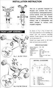 cateye bl 700 turn signal wiring diagram manual u2014 moped army