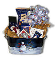 theme basket ideas christmas gift basket ideas