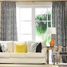 Zebra Print Curtain Panels Curtains For Picture More Detailed Picture About Black And White
