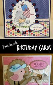 handmade birthday cards p s i love you crafts