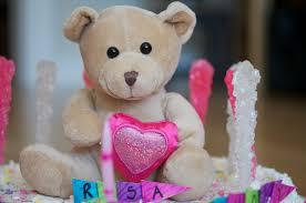 build a bear birthday party cake teddy bear cake the