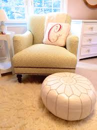 Home Goods Ottoman by Baby Room Before U0026 After Lorri Dyner Design