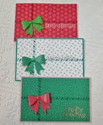 handmade by ruwe simple gift card money holder cards