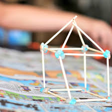 Toothpick House 10 Ways To Play With Silly Putty Uses For Silly Putty