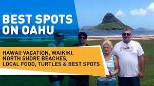 best spots on oahu hawaii vacation waikiki shore beaches