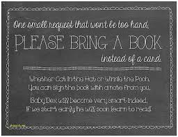 baby shower bring a book instead of a card baby shower invitation baby shower invitations bring a