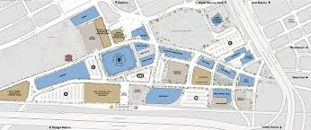 Dallas Area Map Map Victory Park