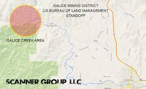 Map Of Grants Pass Oregon by Galice Miners U0026 Oath Keepers Rally At Blm Jackson County Scanner