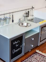 Kitchen Sink Play Secrets Of How We Built Our Diy Play Kitchen For 90