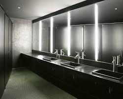 Recessed Vanity Lighting Bartco Project Barclays Center Center Bunker Suite Vanity Fixture