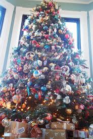 vintage by crystal oh christmas tree