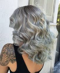 hairstyles for thick grey hair 50 most magnetizing hairstyles for thick wavy hair grey