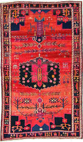Red And Orange Rug Home Chic Raleigh Persian Rug Bright Colored Rug Pink And