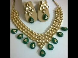 designs of artificial jewellery collection mirraw