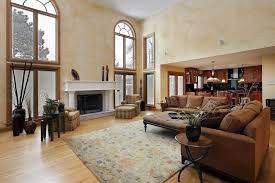 Windows Family Room Ideas 54 Living Rooms With Soaring 2 Story Cathedral Ceilings