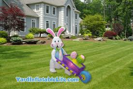 best easter yard inflatables 2016 yard