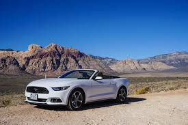 used mustang las vegas road trip in a 2015 ford mustang convertible nevada nordwulf