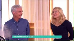 lucy and anna decinque before this morning star mocks holly willoughby phillip schofield