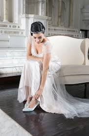 luxe art deco inspired gatsby moon shoot the perfect palette