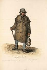 vestimenta de sereno de 1810 004 sereno costume of the lower orders of london 1820 lord thomas
