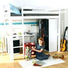 mezzanine chambre enfant chambre fille lit mezzanine lits superposes dans la chambre d enfant