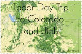 Salt Lake City Map Labor Day Vacation Recap Denver Salt Lake City U0026 More Belle Brita