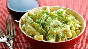 cuisine pasta garlic penne pasta recipe genius kitchen