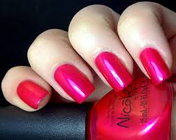 nail polish wars nicole by opi new core colors 2014 swatch