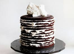 how to build a layer cake i am baker