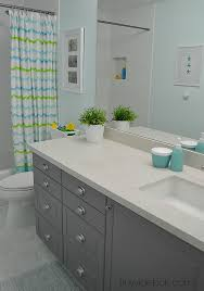 Coastal Bathroom Vanity Modern Coastal Bathroom Sources