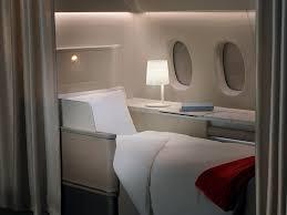 Air France Comfort Seats Service On Board La Première