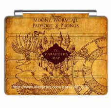 Harry Potter Marauders Map Online Shop Harry Potter Marauder Map Case For Ipad Mini 4 For