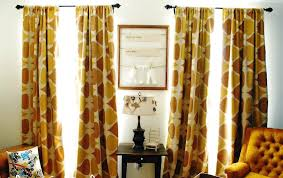 Yellow Blackout Curtains Nursery Great Nursery Blackout Curtains Idea For Bedroom Home